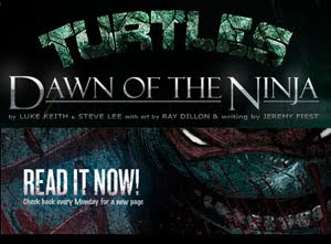 TURTLES: DAWN OF THE NINJA!