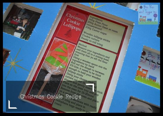 HP Christmas Advent Challenge - Christmas Cookie Recipe