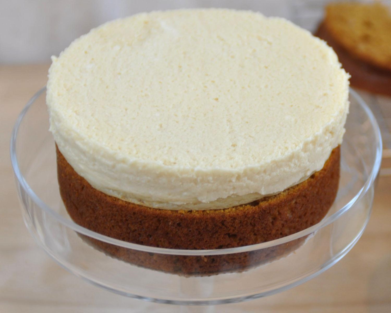 Beki Cook's Cake Blog: Pumpkin Cheesecake Cake