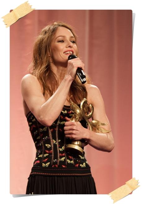 Vanessa Paradis Photos from the Swann Awards - Pics 7