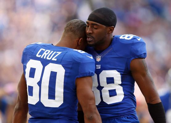 Victor Cruz wants Hakeem Nicks to stay with the Giants – do we?