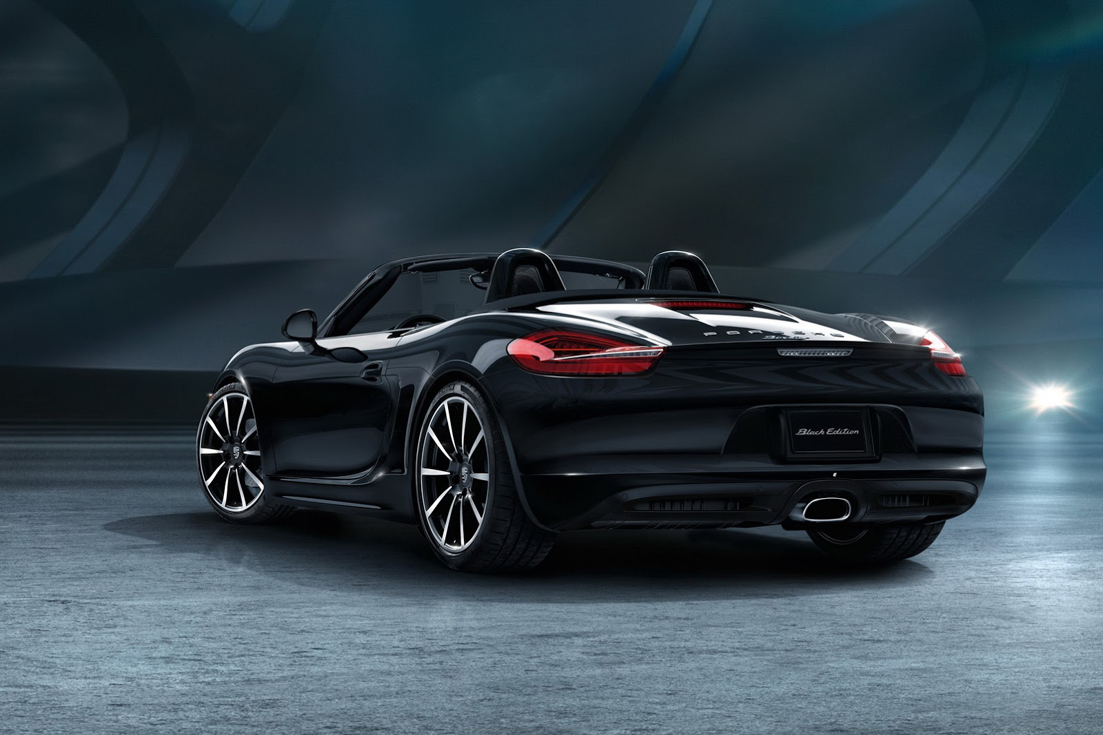 here's your gallery of porsche's new 911 and boxster black editions