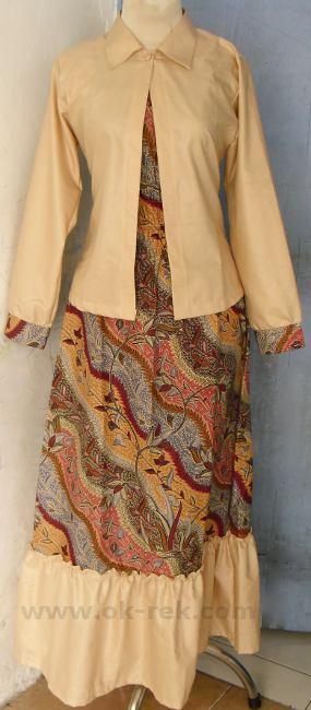 Setelan Kikan11 -Rp 160.000- (Baju Batik Modern Terbaru) | Desain dan ...