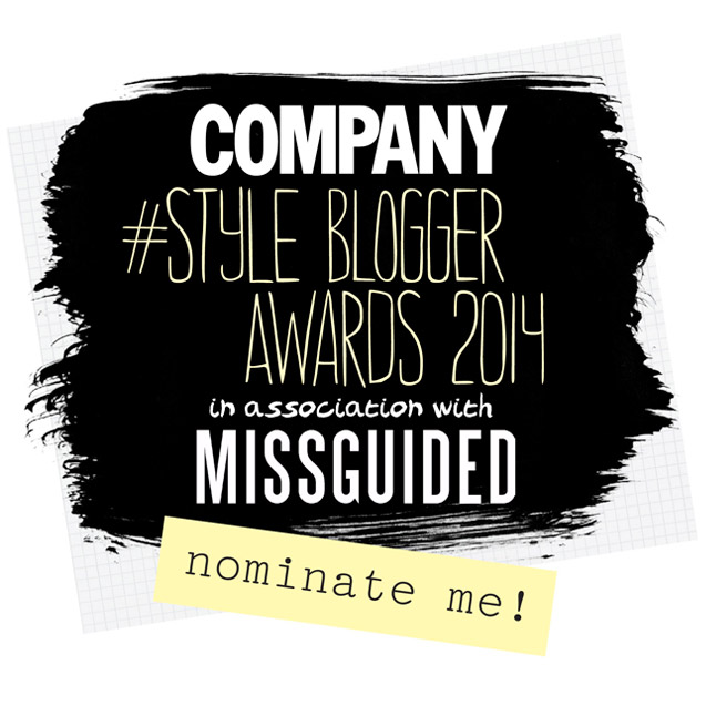 #StyleBloggerAwards