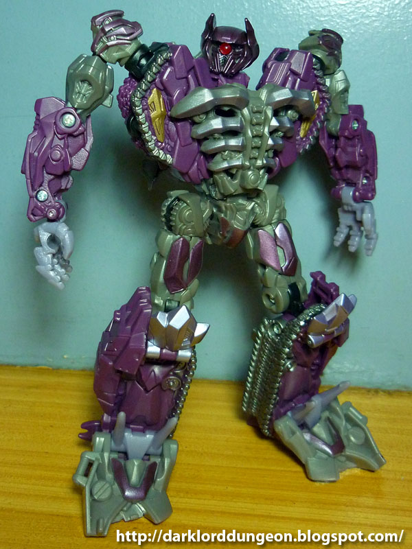 personally i feel that shockwave would and does make a better leader than megatron at the very least you wont be exposed to the before i kill you