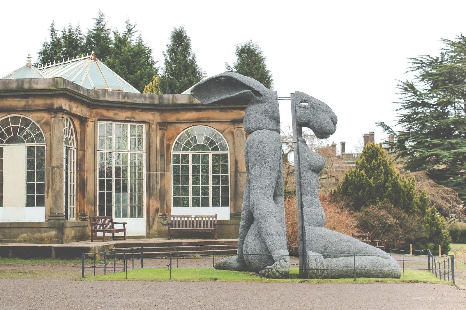 Yorkshire Sculpture Park - Sophie Ryder