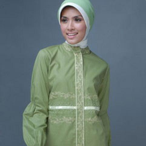 model baju resmi muslim