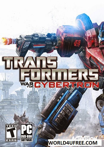 TRANSFORMERS War for Cybertron Repack R.G PC Games 3.5GB