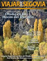 revista Viajar por Segovia