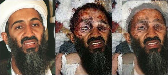 osama bin laden dead fake photo