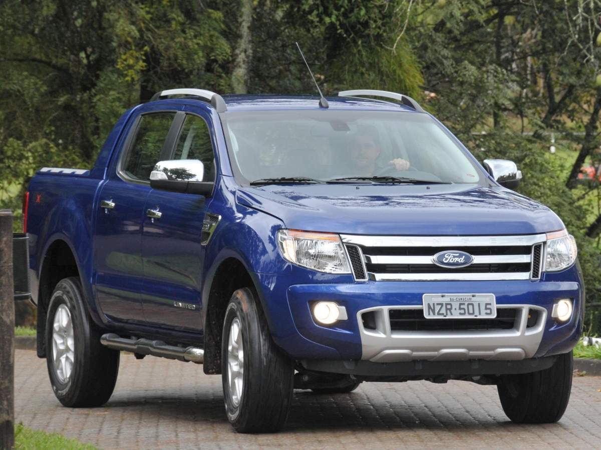 Novo ford ranger 2014 taxa zero