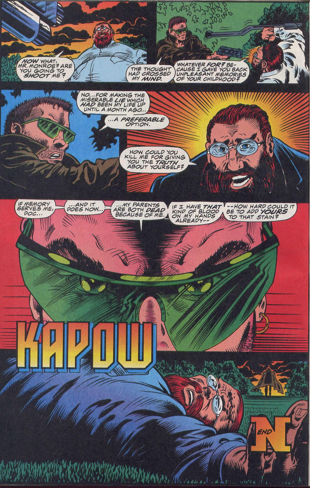 Captain America (1968) Issue #420b #370 - English 22