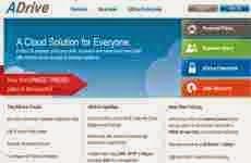 Adrive: servicio de almacenamiento online que ofrece 50 Gb. gratis