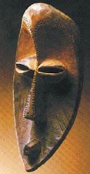 O Cubismo usou as velhas máscaras como fonte de inspiração.