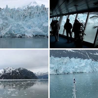 Cruising Around Glacier Bay