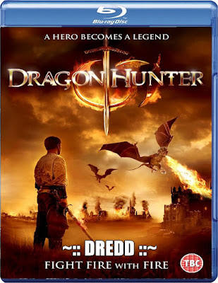 Dragon Hunter 2009 Dual Audio BRRip 480p 300Mb