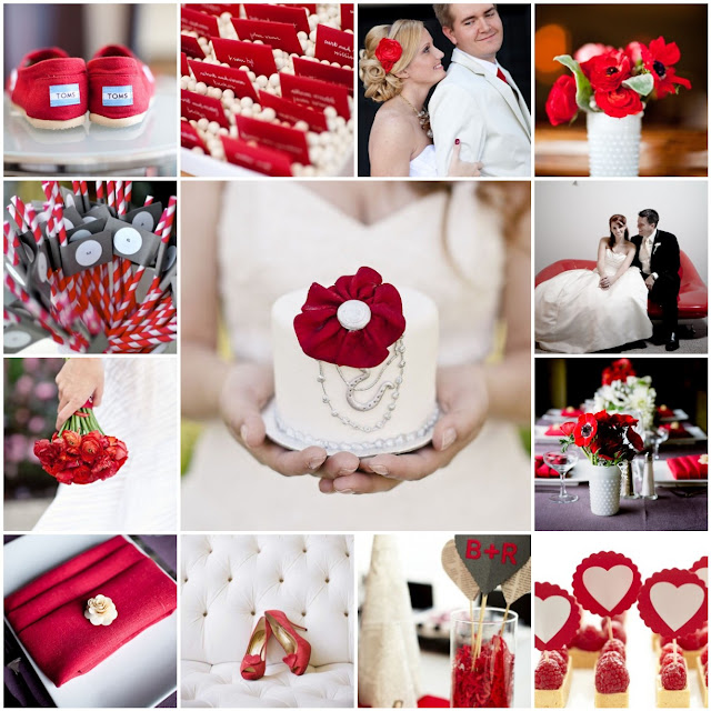 red hot wedding