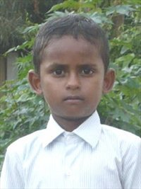 Solomon - India, Age 7