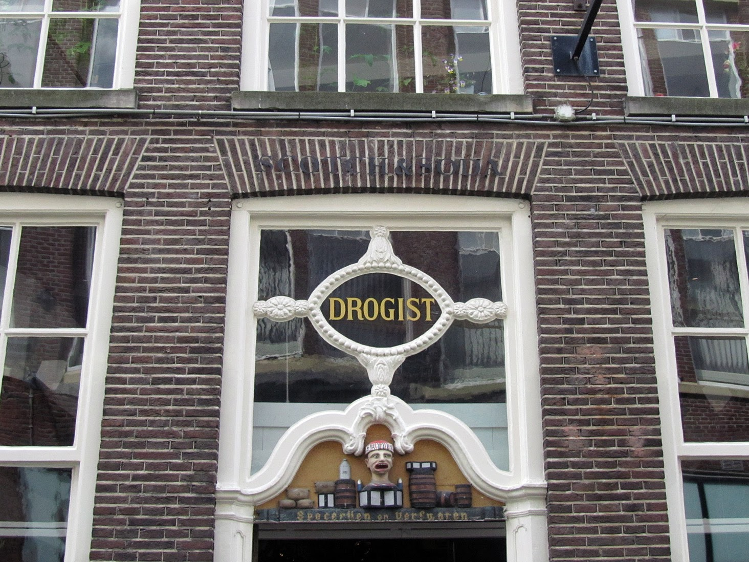 old apothecary in Zwolle