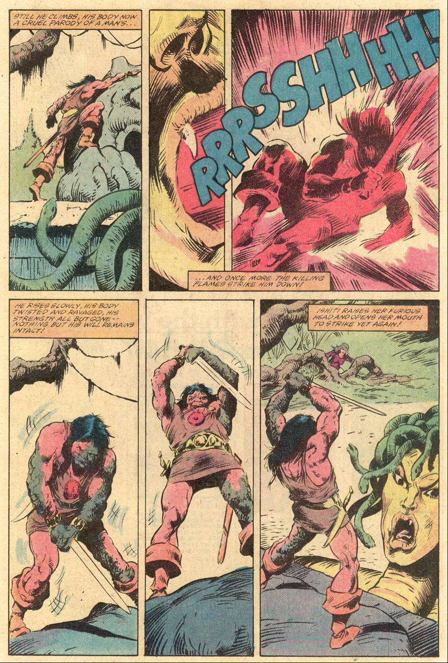 Conan the Barbarian (1970) Issue #139 #151 - English 16