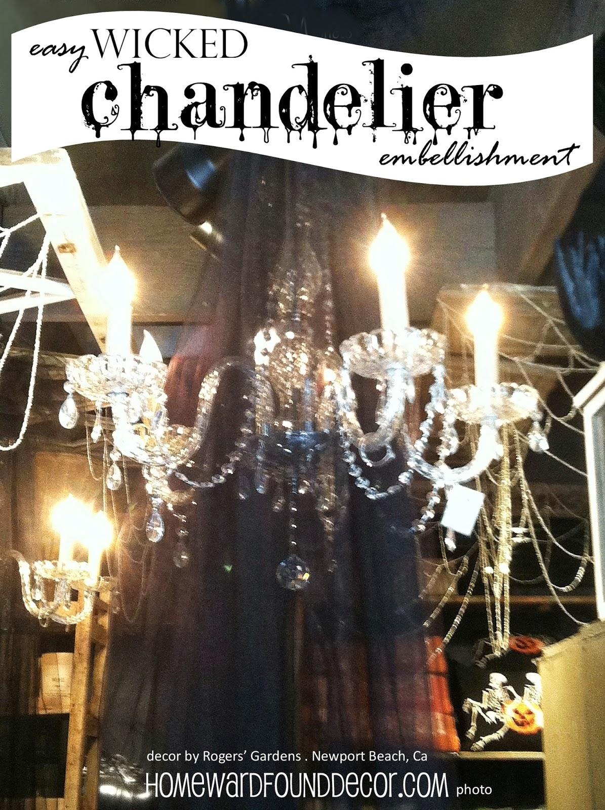Wicked easy chandelierhomewardfounddecor wicked easy chandelier arubaitofo Gallery