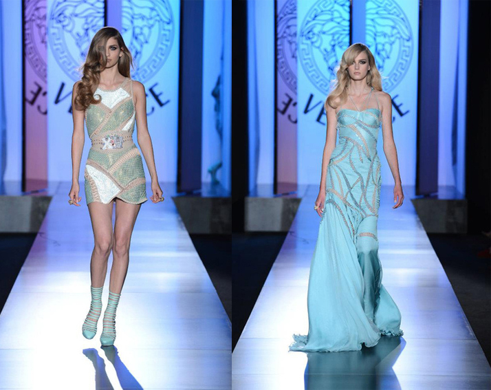 Versace Haute Couture 2013