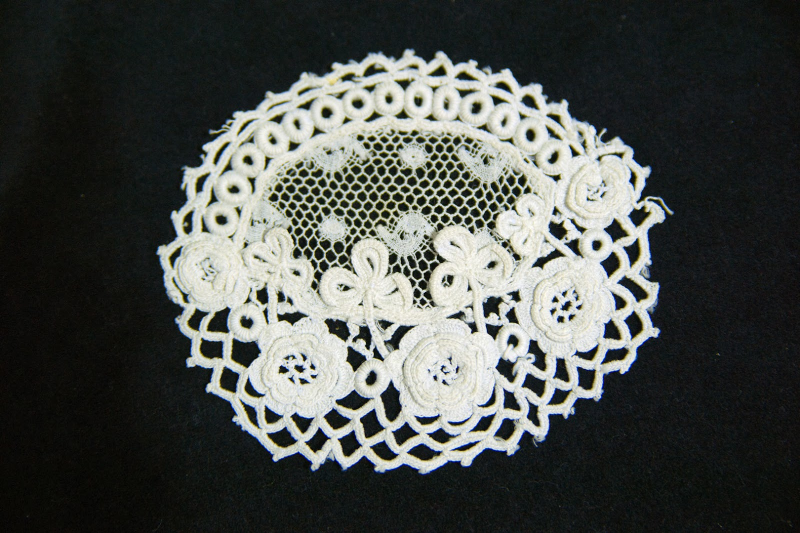 What is Free Form Crochet?