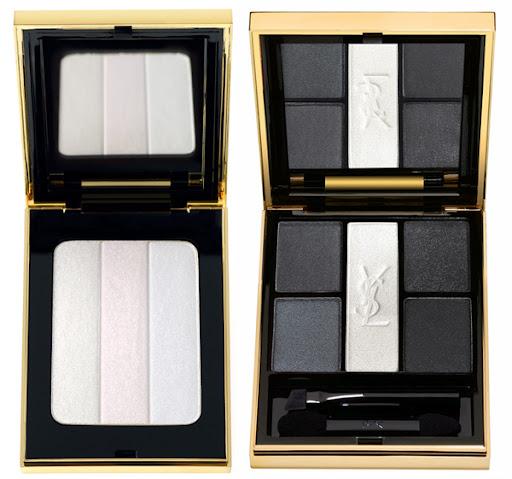 палитри сенки за очи YSL – Коледна колекция 2011