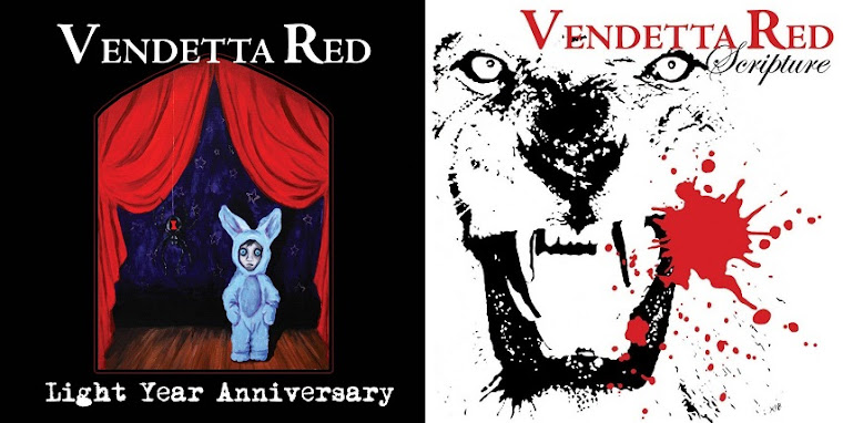 New Double EP from Vendetta Red