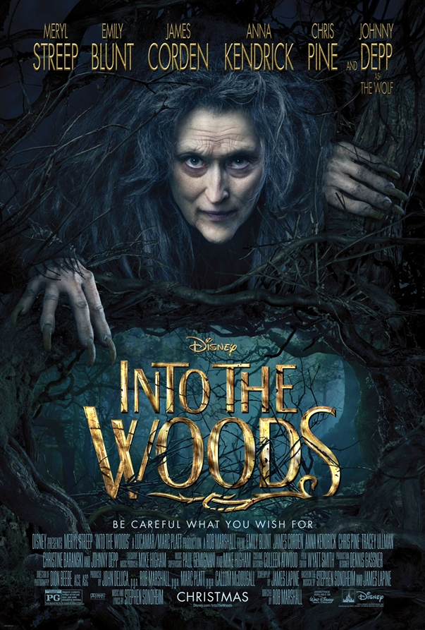 Póster: Into the Woods