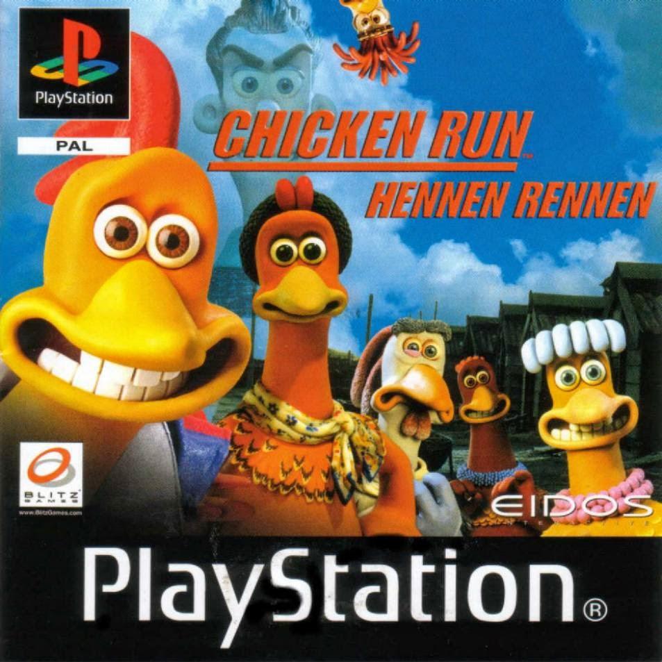 Chicken Run | El-Mifka