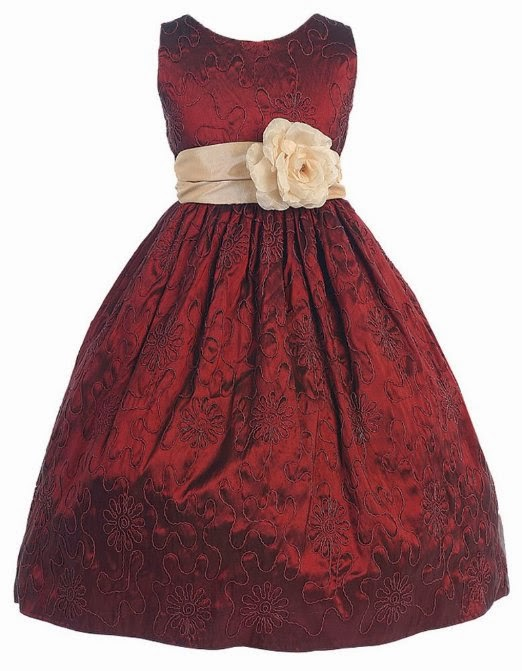 Young Girls Holiday Dresses 46