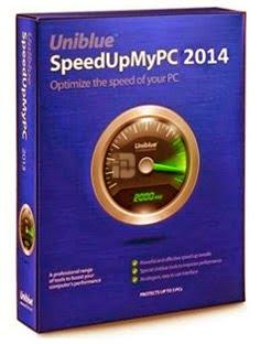 Download Uniblue SpeedUpMyPC 2014 + Patch