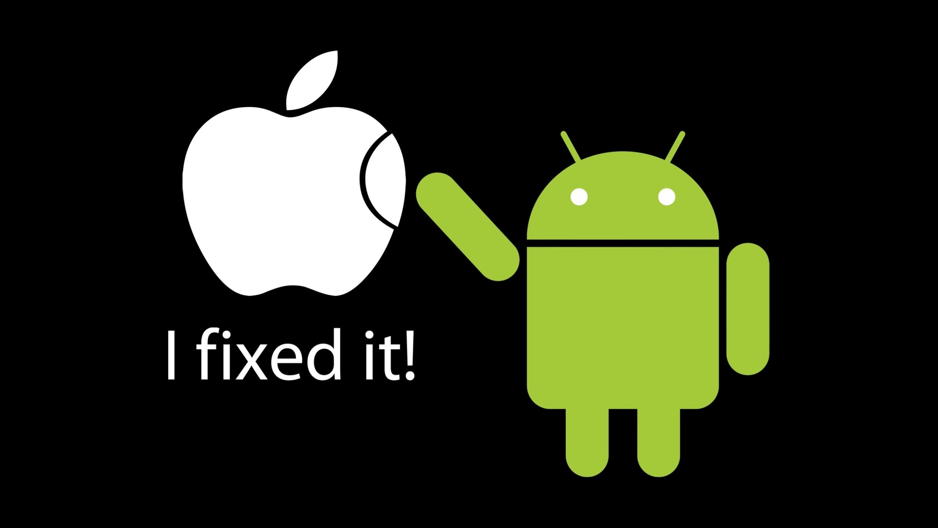 fixed apple by android high definition wallpapers hd wallpapers