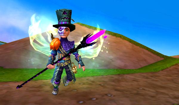 Wizard101 Harrowing Nightmare Hoard Pack