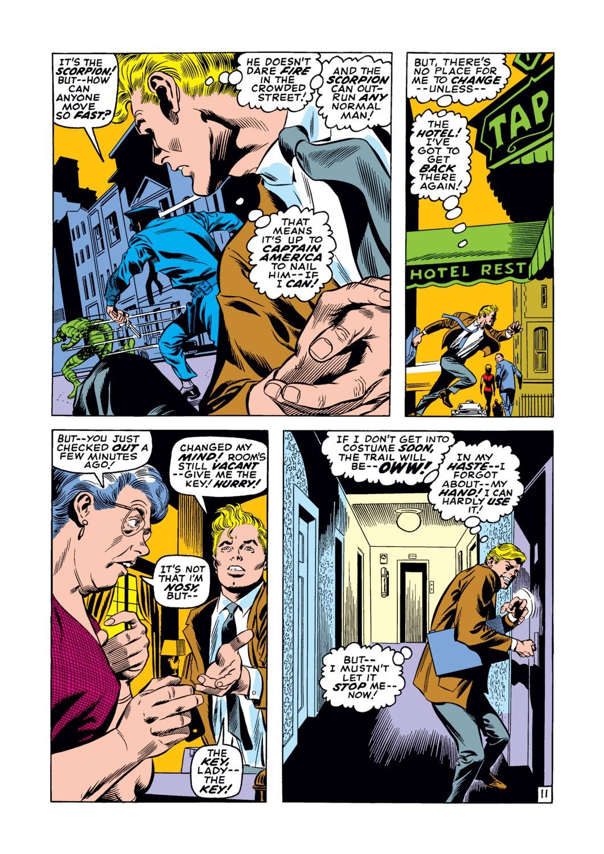 Captain America (1968) Issue #122 #36 - English 12
