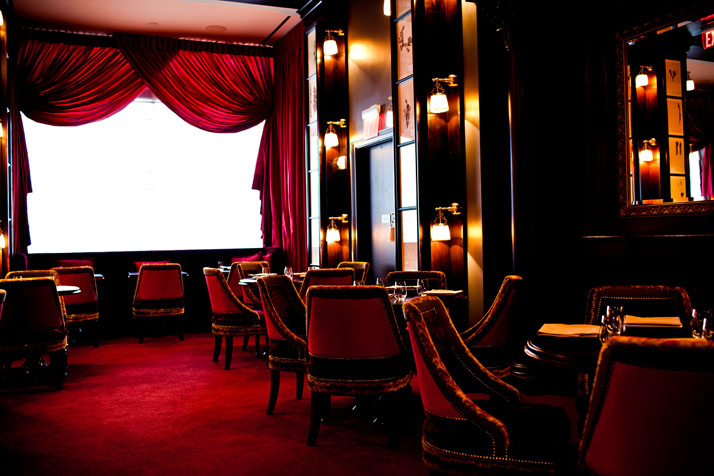 luv decor hotel nomad ny by jacques garcia