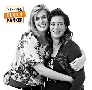 Team Pluk de Dag! Steppen tegen Kanker
