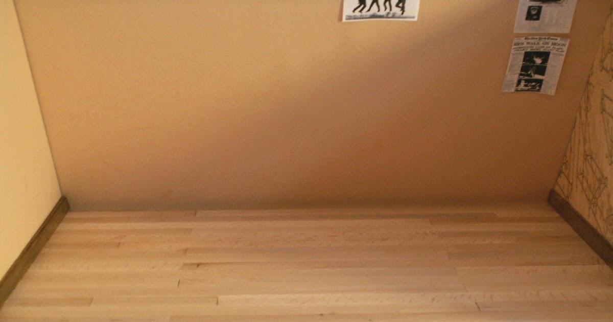 minttumeiramin miniatyyrit Uusi lattia  New floor