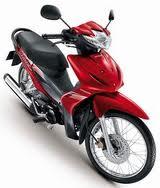 Motor Honda Revo