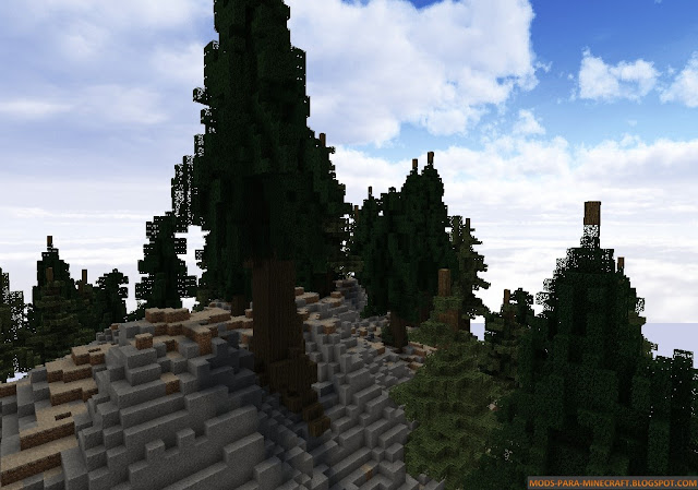 Default HD Resource Pack para Minecraft 1.8