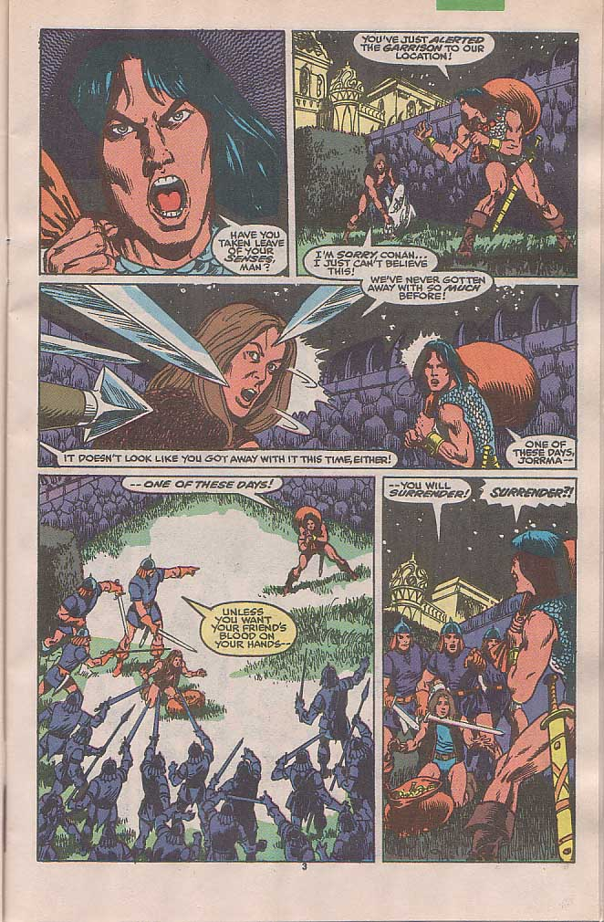 Conan the Barbarian (1970) Issue #236 #248 - English 4