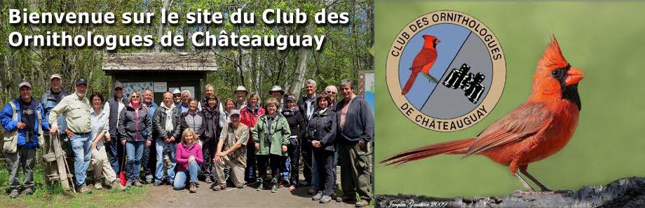 Club des ornithologues de Châteauguay