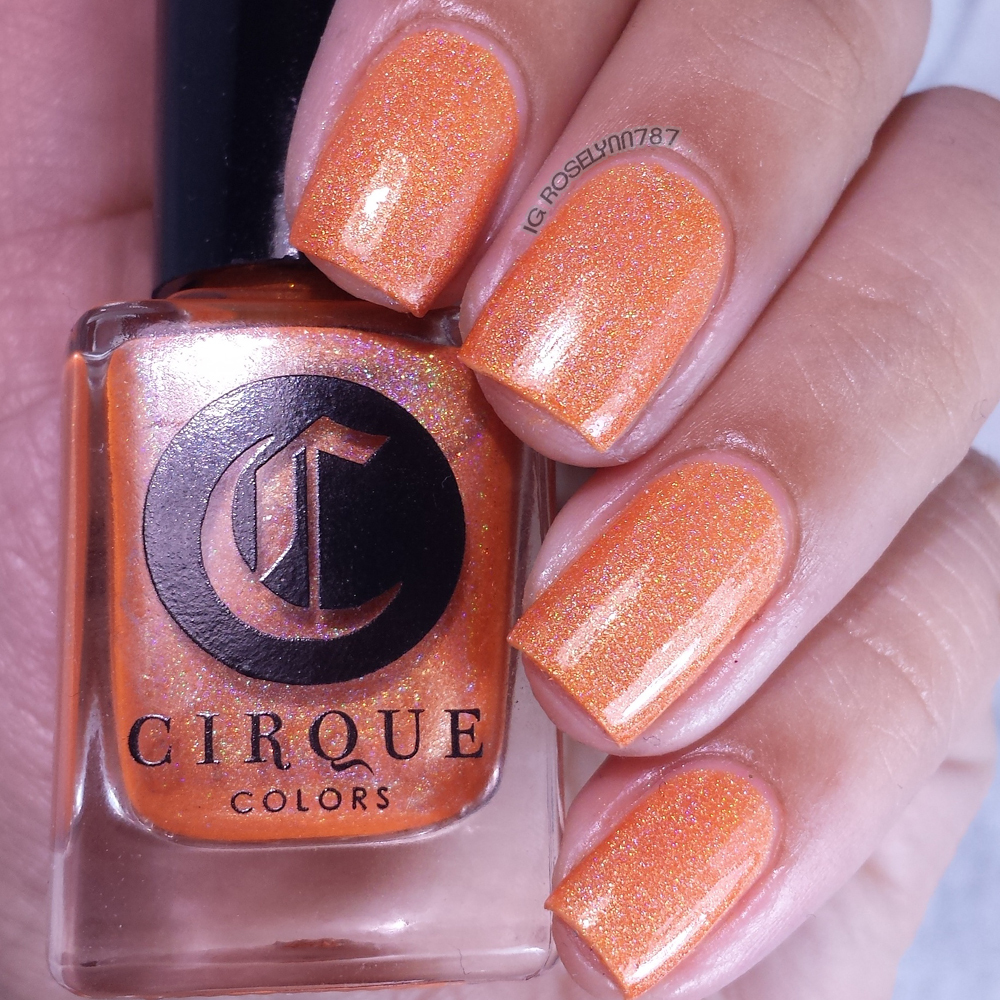 Cirque Colors - Pop In Collection - Manicured & Marvelous