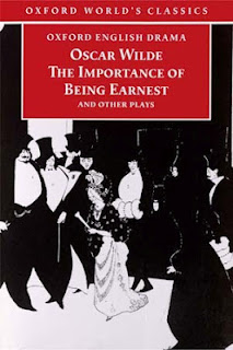 The Importance of Being Earnest, Oscar Wilde, l'importance d'être constant, pièce de théâtre