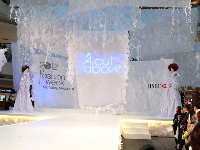 a cut above fashion show