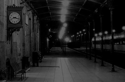 Tren a París-Imagen Andén