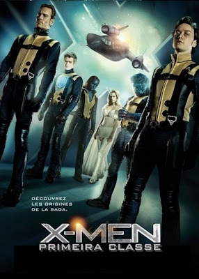 filmes Download   X Men   Primeira Classe   BRRip AVI Dual Áudio + RMVB + x264 Dublado