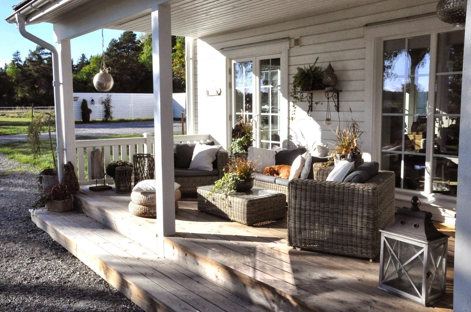 contoh desain halaman rumah ala amerika desain rumah