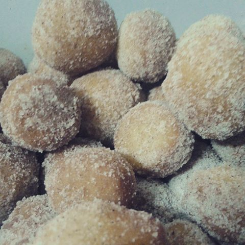 miolo dos donuts